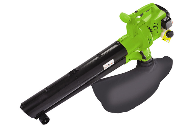 30cc 2-Stroke garden leaf blower with vacuum and shredder , Petrol leaf blower